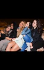 fifth harmony groupchat + friends by twilightcamren