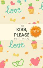 Kiss, Please by azellleza
