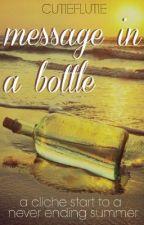 Message in a Bottle by CutieFlutie