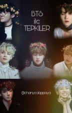 BTS İLE TEPKİLER by godchanyeol