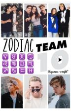 ✨Team 10→ZODIAC 2✨ by floandrobooks