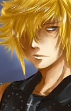 Behind the Blonde Mask - A Final Fantasy XV Fanfic by LadySteelsteam