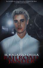 Il Ragazzo Della Railroad Jander » jdb as jm  by purposemccann