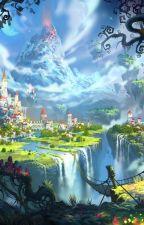 Into the Realm of Magic by majorNERDBIRD