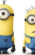 Despicable me story of minions by fantagefreak