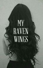 My Raven Wings |CZ| by sar_dvorackova