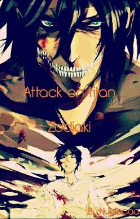 Attack on titan Zodiaki by nhhiak