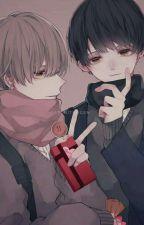 Zakochany w przyjacielu (yaoi) by Grzeszny_Aniol