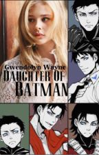 [Gwendolyn Wayne] Daughter of Batman by Kiki0212