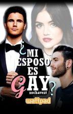 ¿Mi esposo es GAY? © Robbie Amell by xochavezt