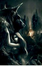 Werewolf and his love by jordynmartin2