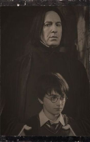 What do we do now(Harry Potter/Severus Snape