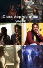 Class Appreciation Week 2017  by ellienerd14