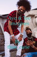 Ayo & teo and more imagines  by thus_cutie