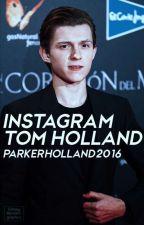 Instagram   Tom Holland💙 by Yoongiwar93
