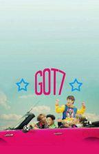 whattsApp Got7 by zhangBebe