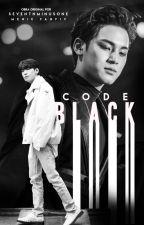 BLACK by seventnminusone