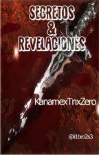 Secretos y Revelaciones (KanamexTnxZero) VAMPIRE KNIGHT by li1bro2s3