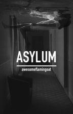 Asylum by awesomeflamingoat