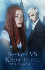 Seeker VS Know-it-all |Scorose ❌ by smilingxqueen