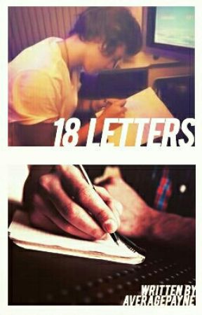 18 Letters [Harry Styles] by averagepayne