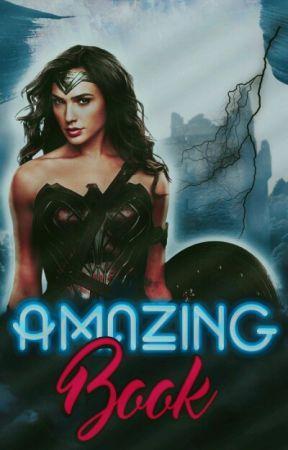 Amazing Book by AmazingSquad