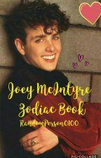 Joey McIntyre Zodiac Book  by RandomPerson0100