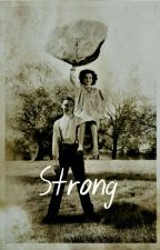  1 strong ( an Victor Bruntley love story) by itsbubblesman