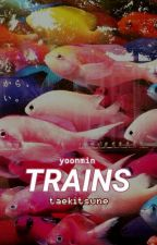 trains; yoonmin  by lovelyhwseok