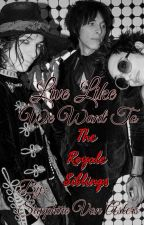 Live Life Like We Want To (The Palaye Royale Siblings) by BloodSapphire