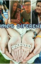 Somos diferentes  by LizFarias02