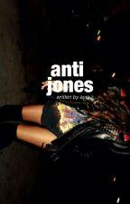 anti jones; ljp by brongkiolouis