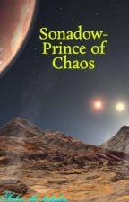 Sonadow-  Prince of Chaos by Akua_the_hedgehog