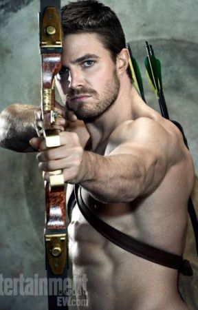 Oliver Queen x OC by I_AM_QUEEN_GEEK