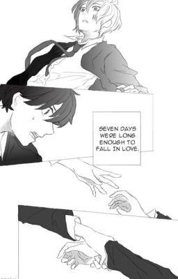 [Utaite Fanfiction] [Soraru x Mafumafu] Virtual Love