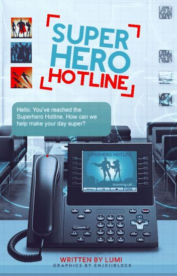 Superhero Hotline | ✓
