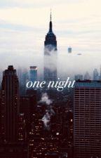 one night // andre burakovsky ✓ by bittersvveet