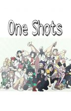 My Hero Academia One-Shots by Redbleedgal