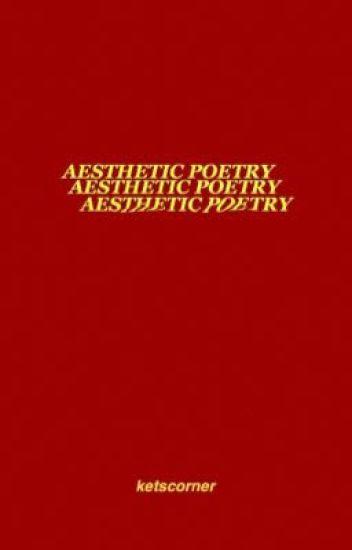 aesthetíc poetry // k.a.