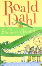 Roald Dahl The Enormous Crocodile (Pages 9-13) by courtneylouise13