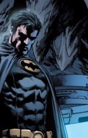 Batman.  by McGuire01