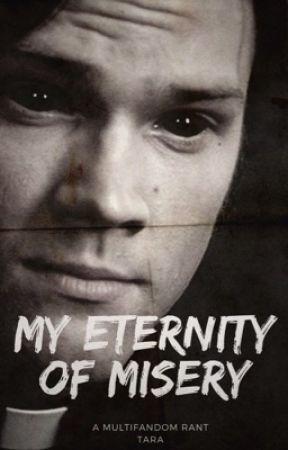 My Eternity of Misery || A multifandom rant - THE ORIGINALS