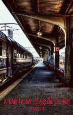 A Garota da Estação de Trem by isabellelarie