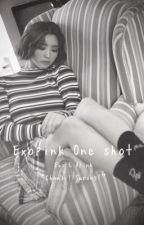 Exopink One shot; Imagine Book 1 by Fairilurong