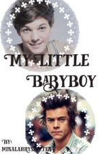 My Little Babyboy  l.s by minalarryskitten