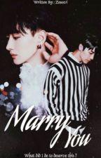 Marry You | EunHae by CloudxSomnia