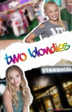 Two Blondies - b.r/ j.s by MissHarryPotter1237