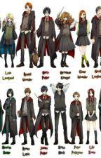 Hermione y Remus un amor en el tiempo by nacuga