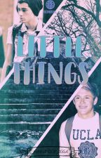 {AU!Ziall} Little Things by Hannapoop_zigga