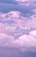 Dear jimin↠p.jimin by butterflypjx